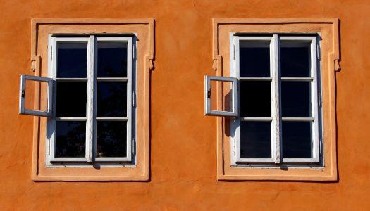 Bautrocknung durch Stoßlüften und Trockenheizen