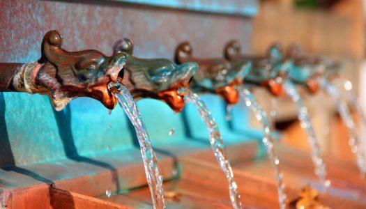 Die Wasserschadenbeseitigung