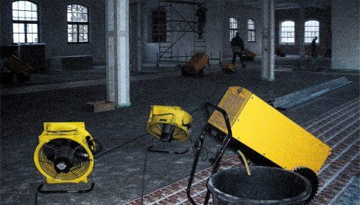 Trocknungsgeräte mieten